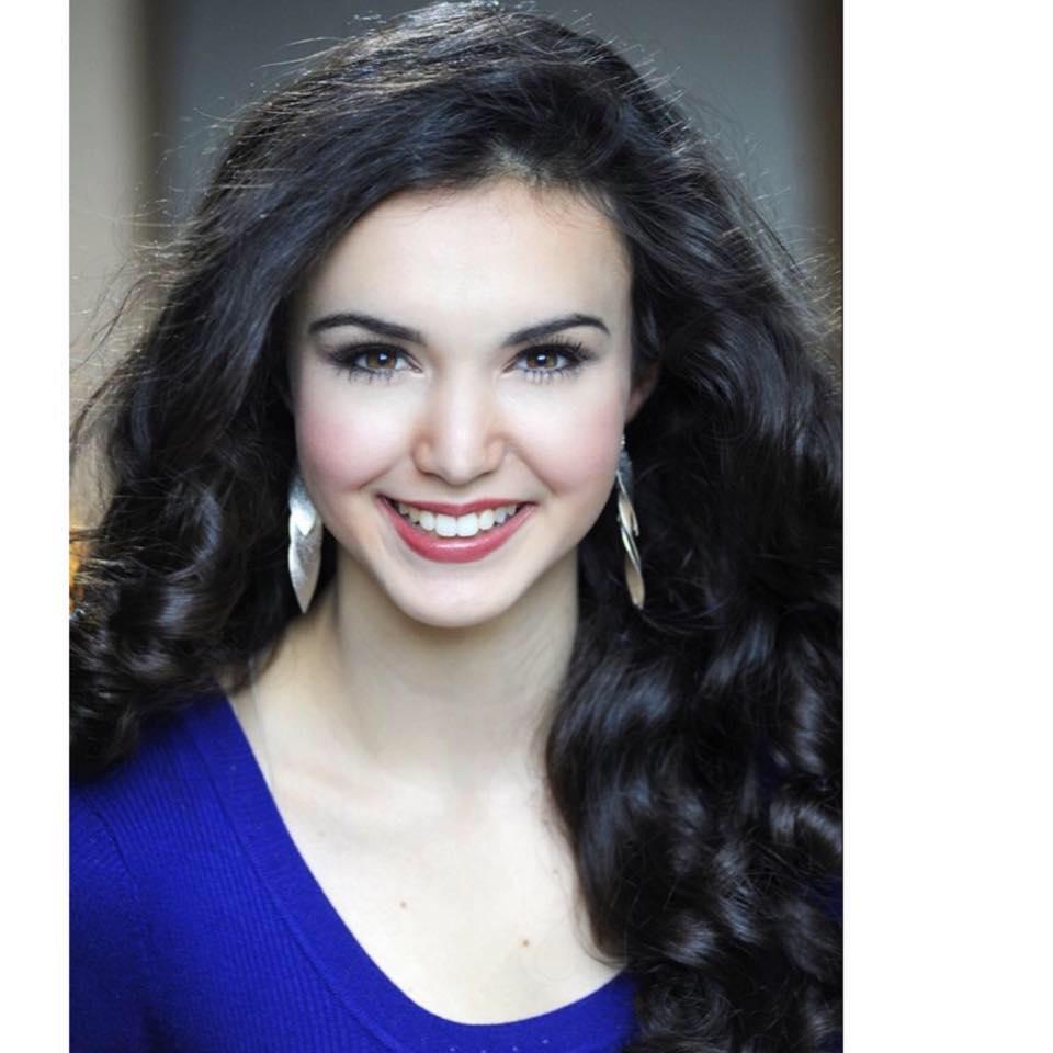 Allie nault is miss america s outstanding teen 2016 photos