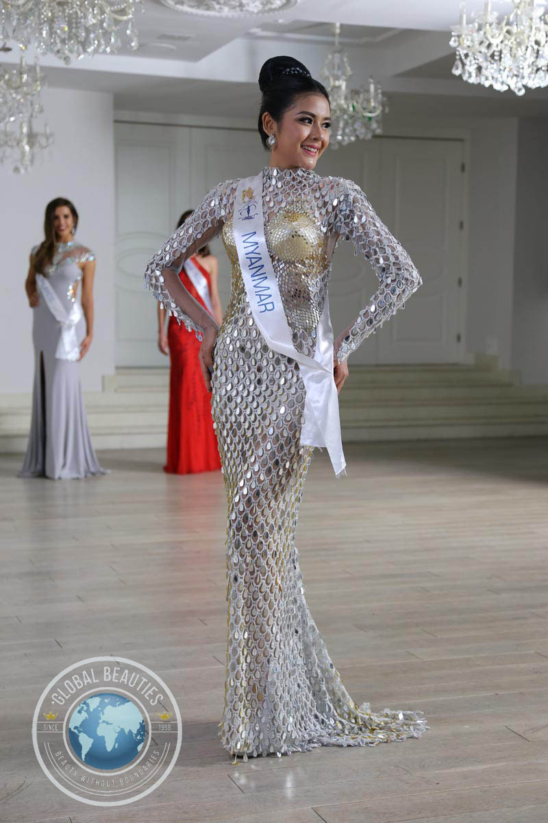 Miss Supranational 2015 Evening Gown – The Great Pageant Community