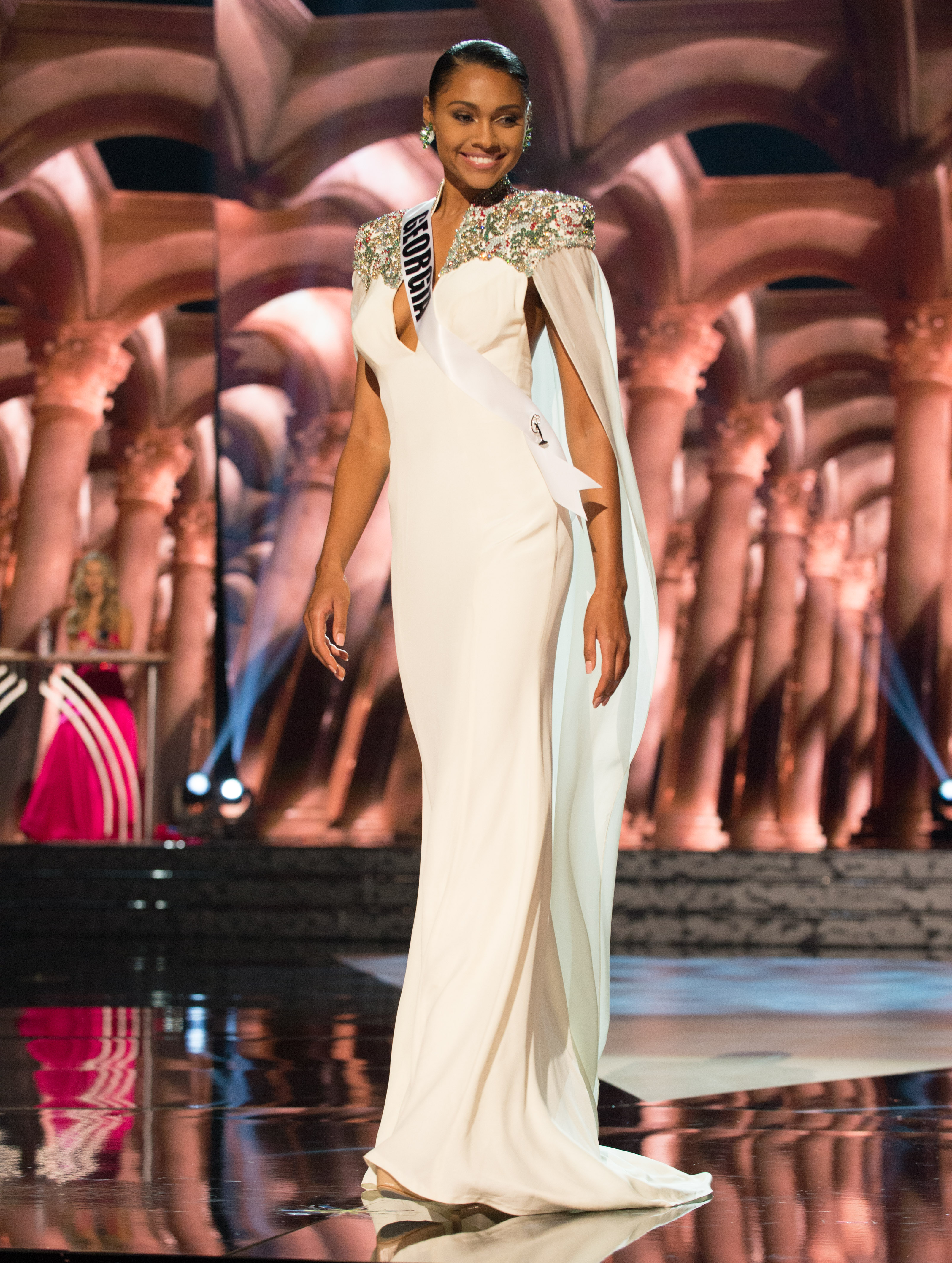 Best and the worst Evening Gowns at Miss USA 2016 Prelims – The ...
