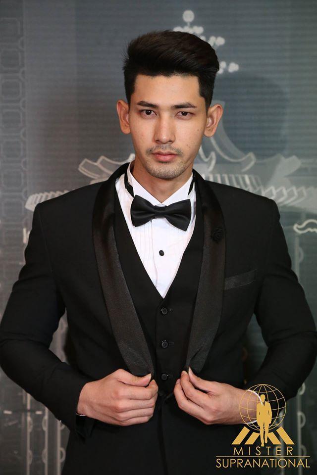 Mister supranational thailand
