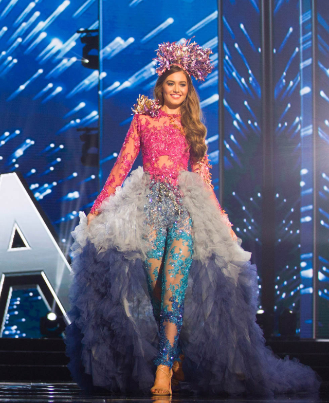 Miss AustraliaCaris Tiivel during Miss Universe 2016 National Costume presentation  sc 1 st  65th Miss Universe Competition - The Great Pageant Community & 65th Miss Universe Competition - The Great Pageant Community