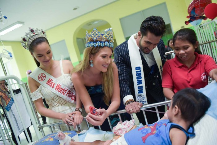"Vaizdo rezultatas pagal užklausą ""miss world beauty with a purpose"""