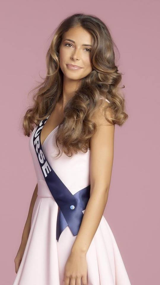 Vote For Miss Universe 2018 >> Miss Corse-Eva Colas – The Great Pageant Community